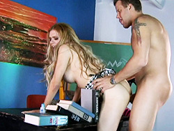 Pass this class Naughty tranny schoolgirl fuck by her teacher.