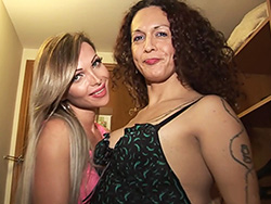 Nikki montero and carla novaes Nicole Montero Carla Novaes. Libidinous Carla & Nikki have sexual intercourse each other